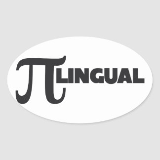 Pi Day Math Geek humor Sticker