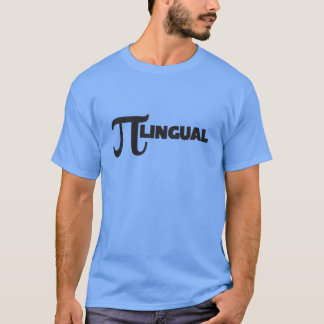Pi Day Math Geek humor T-Shirt