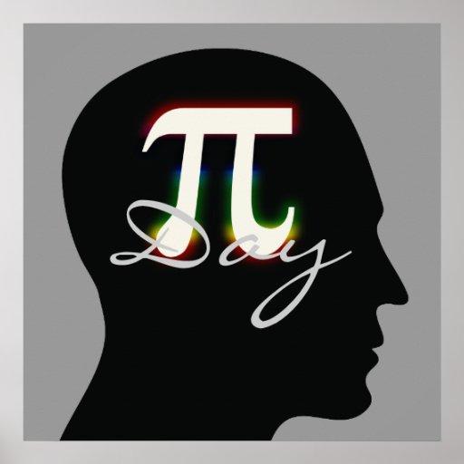 Pi Day - math poster