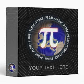 Pi Day on Earth - math binder