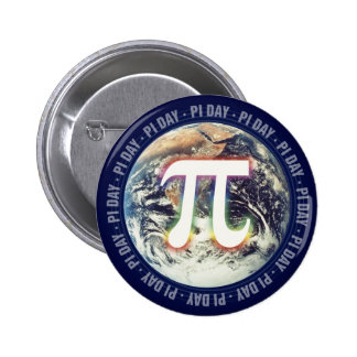 Pi Day on Earth | Math Button