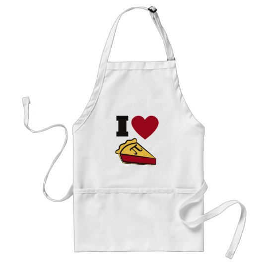 Pi Day Party Adult Apron