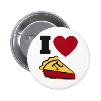 Pi Day Party Pinback Button