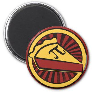 Pi Day Pie Fridge Magnet