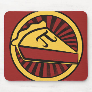 Pi Day Pie Mouse Pad