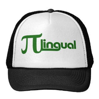 Pi Day Pilingual Trucker Hat