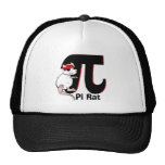 Pi Day Pirate Rat Hat