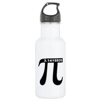 Pi Day SALE ~ March 14th Madness 18oz Water Bottle