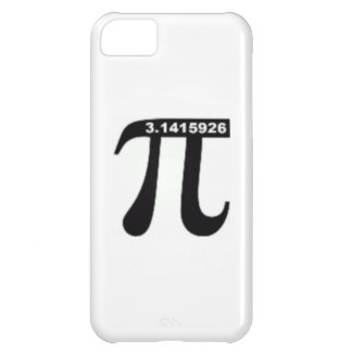 Pi Day SALE ~ March 14th Madness Case For iPhone 5C