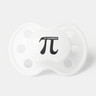 Pi Day SALE ~ March 14th Madness Pacifier