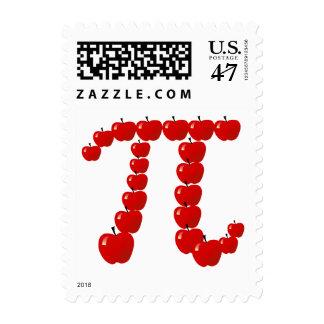 Pi Day Stamp