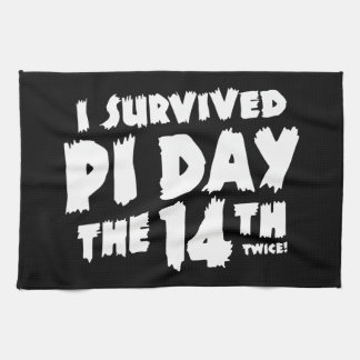 Pi Day the 14th Hand Towel
