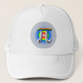 Pi Day Zone Trucker Hat