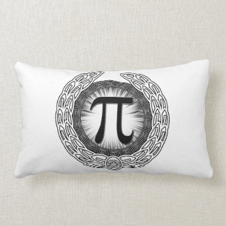 PI Emblem Lumbar Pillow