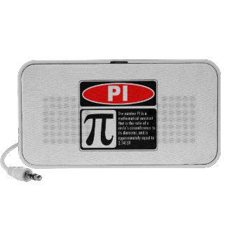 Pi Explanation Notebook Speakers