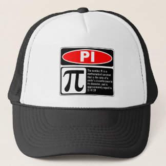 Pi Explanation Trucker Hat
