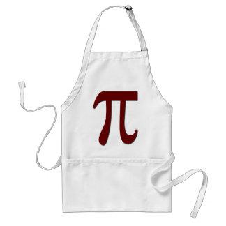 Pi - Funny Math Gear Adult Apron