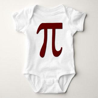 Pi - Funny Math Gear Baby Bodysuit