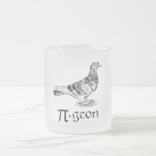 PI-geon Coffee Mug