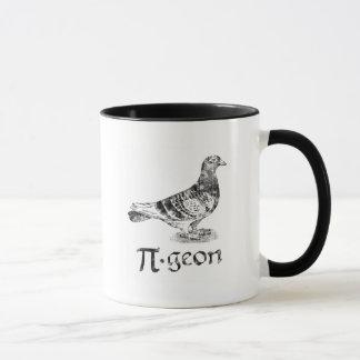 PI-geon Mug