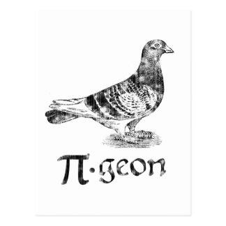 PI-geon Postcard