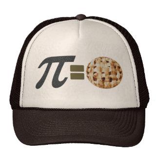 Pi = gorra del camionero de la empanada
