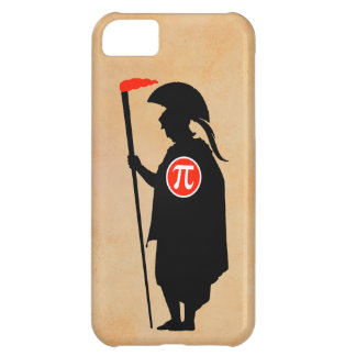 Pi Guy Early Greek Cover For iPhone 5C