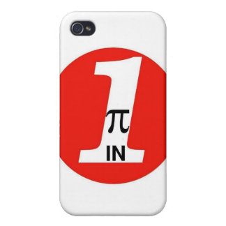 PI-IN-ONE Oil Alt. iPhone 4 Cover