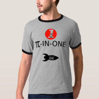 PI-IN-ONE Oil T Shirt