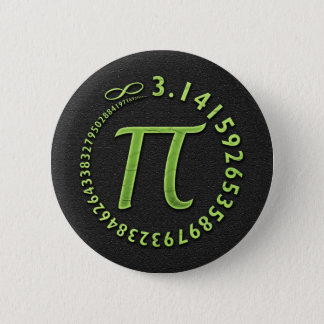 Pi in the round button
