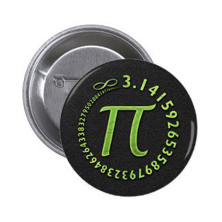 Pi in the round button