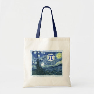 Pi in the Sky Budget Tote Bag