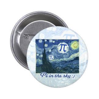 Pi in the Sky Pin