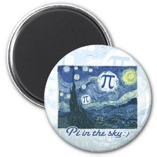 Pi in the Sky Magnet