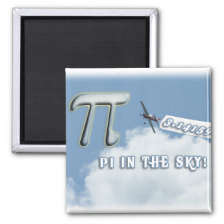 PI IN THE SKY! MAGNETS