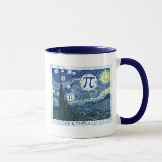 Pi in the Sky Mug