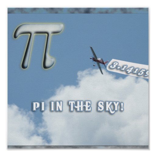 PI in the SKY! POSTER