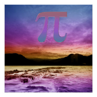 Pi in the Sky Poster