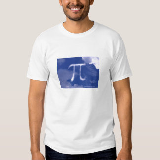 pi in the sky t shirt
