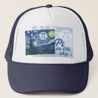 Pi in the Sky Trucker Hat