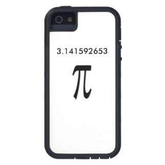 Pi iPhone 5 Case