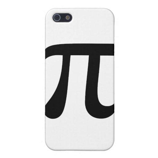 Pi iPhone 5 Fundas