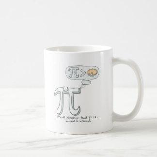 Pi is Indeed Irrational Coffee Mug