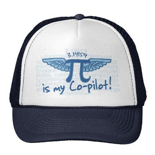 Pi is my Co-Pilot Hat