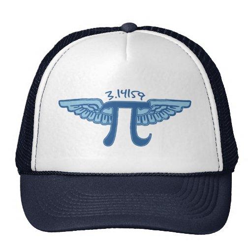 Pi is my Co-Pilot Mesh Hat