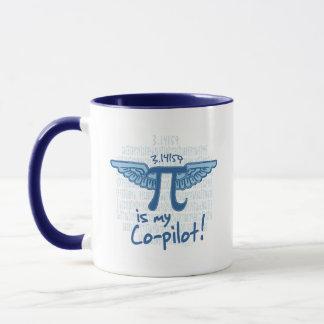 Pi is my Co-Pilot Mug