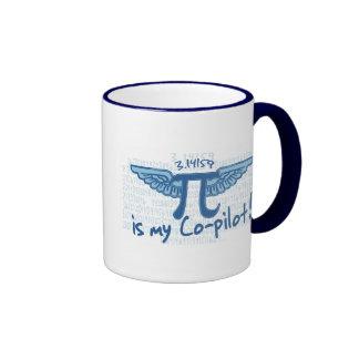 Pi is my Co-Pilot Coffee Mug