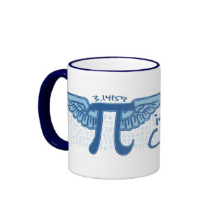 Pi is my Co-Pilot Mugs