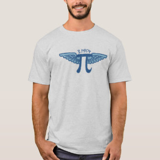 Pi is my Co-Pilot T-Shirt