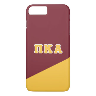 Pi Kappa Alpha | Greek Letters iPhone 7 Plus Case